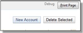 Create EDI Account